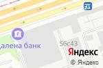 Схема проезда до компании ИНЕСИС в Москве