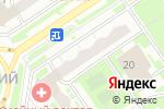 Схема проезда до компании Мой кузнечик в Москве