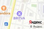 Схема проезда до компании Hoftime в Москве