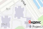 Схема проезда до компании Народный стиль в Москве