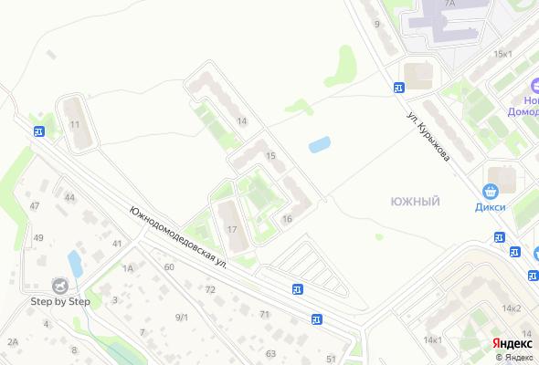 жилой комплекс Домодедовский