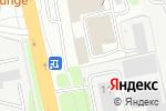 Схема проезда до компании MacanPrint в Домодедово