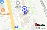 Схема проезда до компании МЕБЕЛЬНЫЙ САЛОН ВИКОМ в Домодедово