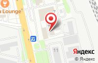 Схема проезда до компании Домодедовский мясной двор в Домодедово