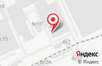 Схема проезда до компании ДорРемСервис в Москве