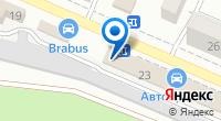 Компания АвтоLux на карте