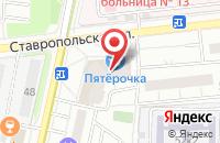 Схема проезда до компании Профторг в Москве