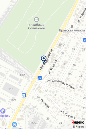 СТРОИТЕЛЬНАЯ ФИРМА АССТЕК на карте Новороссийска