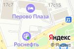 Схема проезда до компании Магазин цветов на ул. Плеханова в Москве