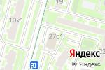 Схема проезда до компании Фрутаминка в Москве