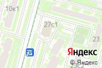 Схема проезда до компании Бистро на Белореченской в Москве