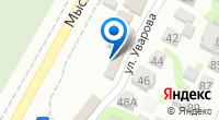 Компания Север на карте