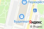 Схема проезда до компании Мода & Комфорт в Москве