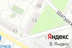 Схема проезда до компании Совет ветеранов ПО-7 в Москве