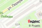 Схема проезда до компании Трайс в Москве