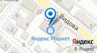 Компания БТИ на карте