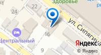 Компания Патриот на карте