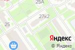 Схема проезда до компании Прана Авиа в Москве