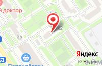 Схема проезда до компании Агентство Бастион в Москве