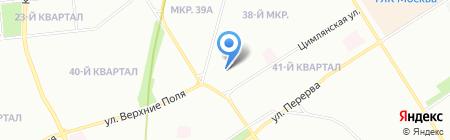 Di Сервис на карте Москвы