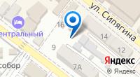 Компания Антенны на карте
