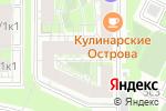 Схема проезда до компании Архивы в Москве