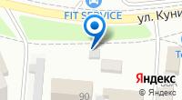 Компания Рак-house на карте