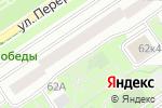 Схема проезда до компании Нотариус Петрова И.С. в Москве