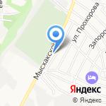 Формула-1 на карте Новороссийска