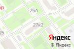 Схема проезда до компании Monster-High2.ru в Москве