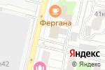 Схема проезда до компании Кампанелло в Москве