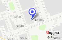 Схема проезда до компании СПЕЦБНТМЕБЕЛЬ в Москве