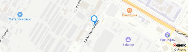 проезд Вязовский 2-й