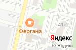 Схема проезда до компании Амалия в Москве