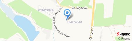 Рядом с вашим домом на карте Донецка