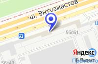 Схема проезда до компании ПТФ ПРОММЕБЕЛЬ в Москве