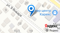 Компания Юридический кабинет на карте