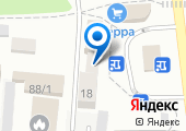 Данилыч на карте