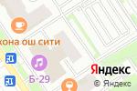 Схема проезда до компании Виртуоз в Москве