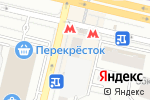 Схема проезда до компании Золотой океан в Москве
