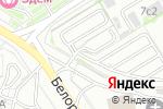 Схема проезда до компании Автоблеск в Москве