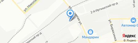 Alina на карте Москвы
