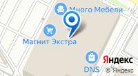 Компания Ариэль на карте
