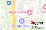 Схема проезда до компании Салонпион в Домодедово
