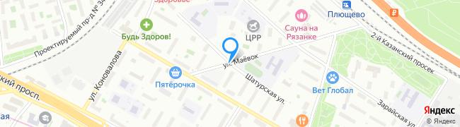 Шатурская улица