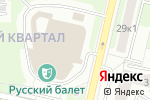 Схема проезда до компании Московский Губернский театр в Москве