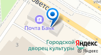 Компания Крайинвестбанк на карте