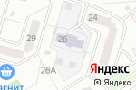 Схема проезда до компании Средняя общеобразовательная школа №460 с дошкольным отделением в Москве