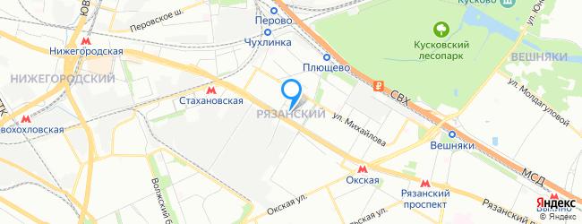 район Рязанский
