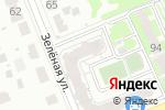 Схема проезда до компании Ногтевая студия в Домодедово